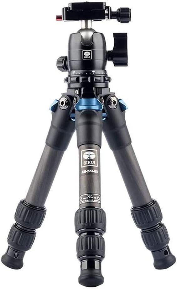 SIRUI AM-223 Free Shipping Cheap Bargain Gift Camera Tripod Carbon Fiber Travel Max 67% OFF Compa Mini