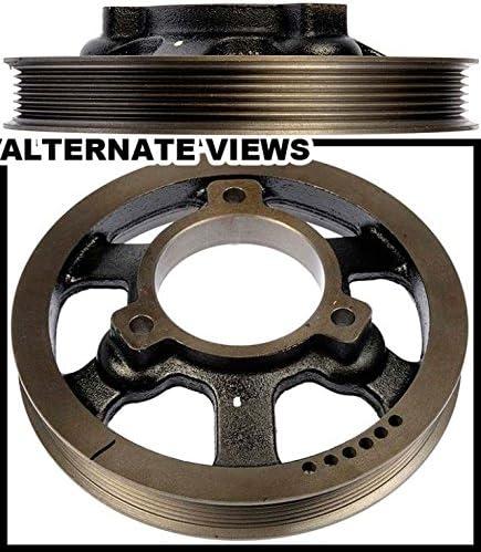 APDTY  Replacement Parts 605427 Crankshaft Pulley