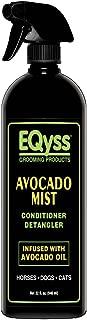eqyss 鳄梨喷雾宠物护毛素–shines  conditions 以及 reduces 脱落 16盎司