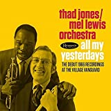 All My Yesterdays: The Debut 1966 Village Vanguard Recordings [2 CD]
