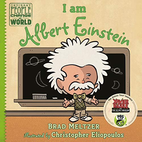 I Am Albert Einstein cover art