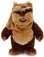 life size ewok stuffed animal