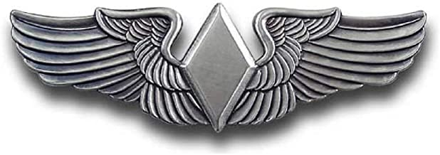 WASP Wing Women Air Force Service Pilot Badge Breast Pin 2 3/4