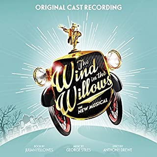 The Wind In The Willows Original Lo Ndon Cast Recording