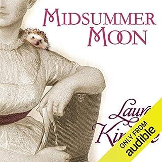Midsummer Moon audiobook cover art