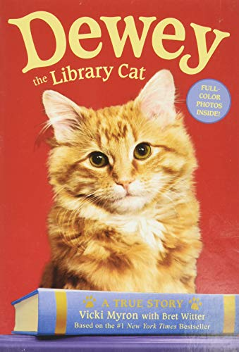 Dewey the Library Cat: A True Storyの詳細を見る