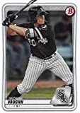 2020 Bowman Prospects #BP-26 Andrew Vaughn Chicago White Sox RC Rookie MLB Baseball Trading Card. rookie card picture