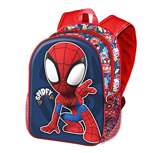 Spiderman Rescue-Mochila Basic
