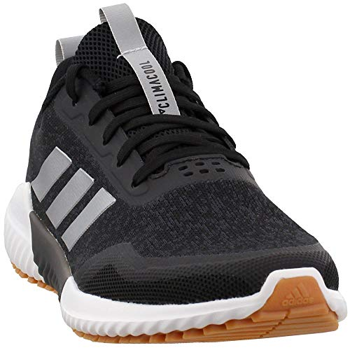 adidas Womens Edge Runner Running Sneakers Shoes - Black - Size 9 B