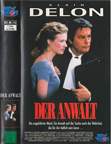 Der Anwalt [VHS]
