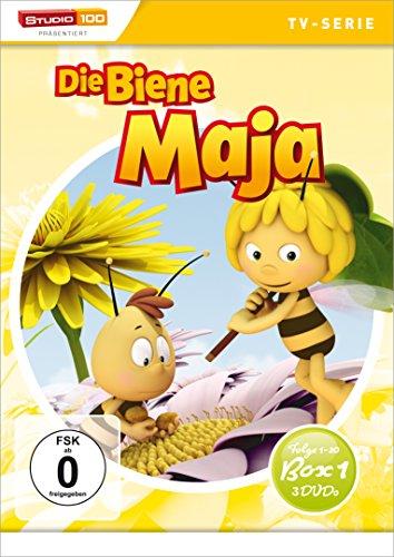 Die Biene Maja - Box 1, Folge 01-20 [3 DVDs]