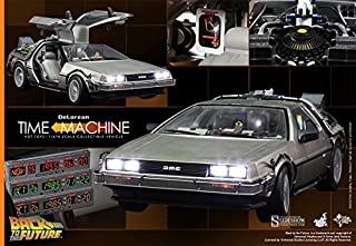 Hot Toys Back to the Future Part 1 DeLorean Time Machine 1/6 Scale Vehicle by Hot Toys