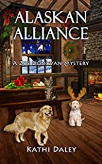 Alaskan Alliance (Zoe Donovan Cozy Mystery Book 12)