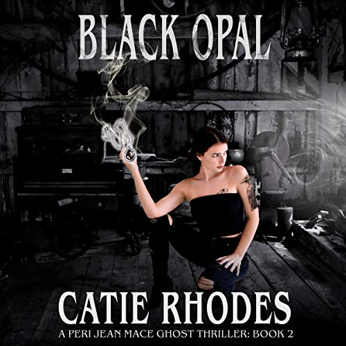 Black Opal audiobook cover art