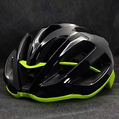 Claean-Acces-Home Motocrosshelme Roter Fahrradhelm Frauen Männer Fahrradhelm MTB Fahrrad Mountain Road Radfahren Sicherheit Outdoor Sport Großer Helm M 52-58cm L 59-62cm-11_M 55-59CM