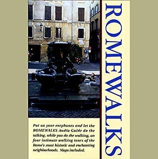 Romewalks audiobook cover art