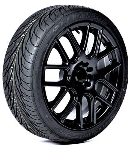 Federal 595 RS-R - 245/35R18 88W - Neumático de Verano