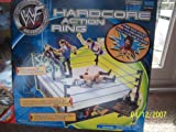 JAKKS PACIFIC WWE WWF HARDCORE ACTION WRESTLING RING ACTION FIGURES NEW IN BOX