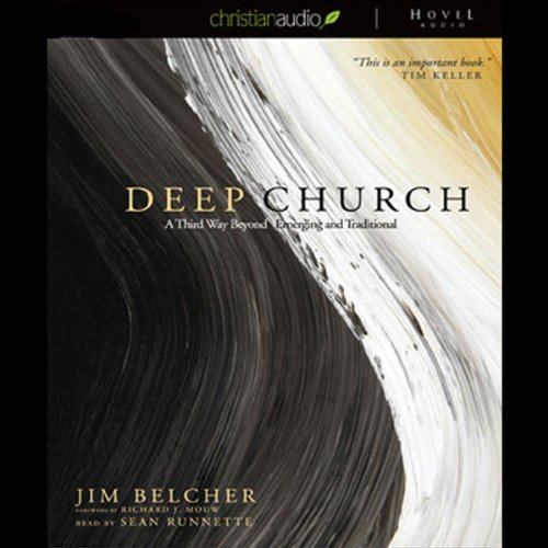 Deep Church audiobook cover art