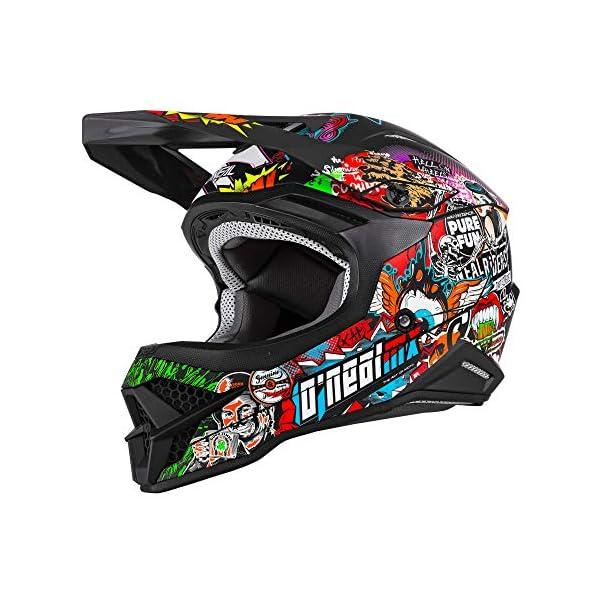 O'Neal Off-road 3 Series Helmet Crank 2.0 Helmet