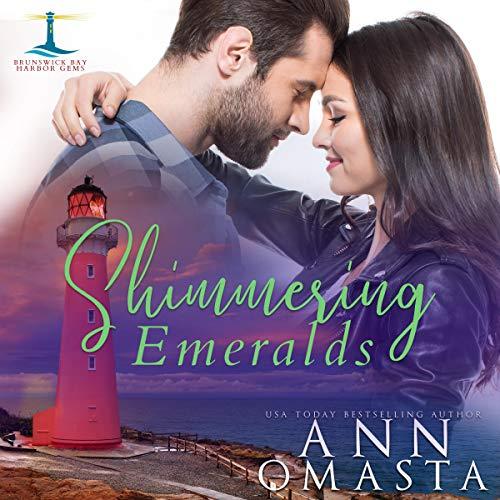Shimmering Emeralds audiobook cover art