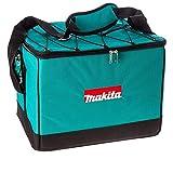 Makita 831327–5sur toile en nylon rigide Base Outil Sac Boîte à outils, Bleu