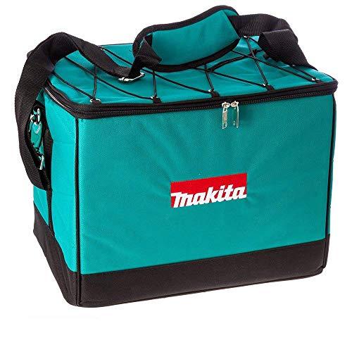 Makita 831327–5borsa porta utensili in tela di nylon base rigida cassetta degli attrezzi, blu