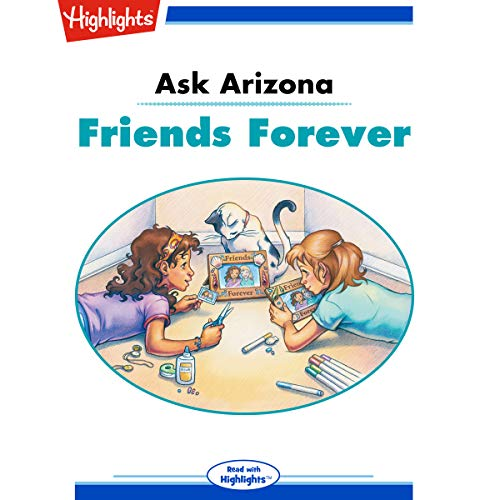 Ask Arizona: Friends Forever copertina