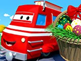 【Easter day】The Easter train / Tina does a easter hunt / The recycling train / The electrician train