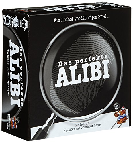 Asmodee HE173 - Das perfekte Alibi