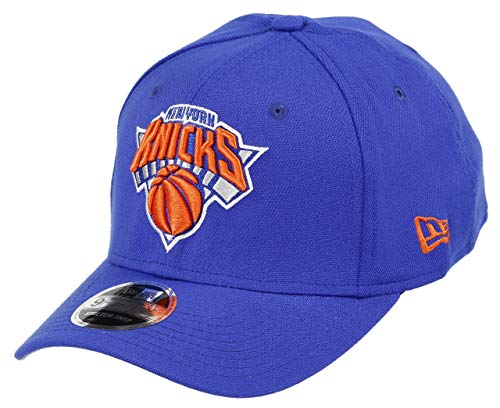 New Era York Knicks 9fifty Stretch Snapback cap NBA Essential Blue - One-Size