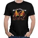 WillardSCox Men's Andrew Jackson Jihad Rompilation T Shirt Short Sleeve Classic Tops Tee,Black,X-Large