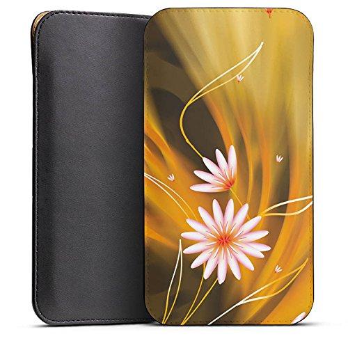DeinDesign Cover kompatibel mit Wiko Jimmy Hülle Tasche Sleeve Socke Schutzhülle Flower Pattern Muster