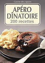 Apéro dinatoire - 200 recettes de Sylvie Aït-Ali