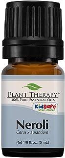 Plant Therapy Neroli Essential Oil 5 mL (1/6 oz) 100% Pure, Undiluted, Therapeutic Grade
