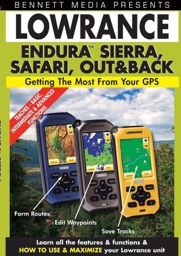 Lowrance Endura Sierra, Safari, Endura Out&Back
