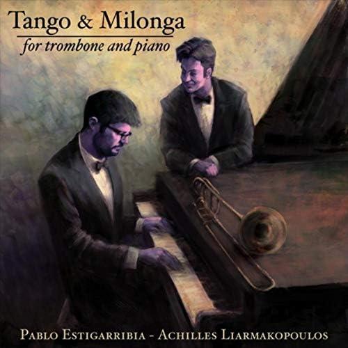 Pablo Estigarribia & Achilles Liarmakopoulos