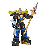 Power Rangers Beast Morphers Beast-X King Ultrazord 12.5-inch Action Figure Toy Inspired by The TV Show with Accessory