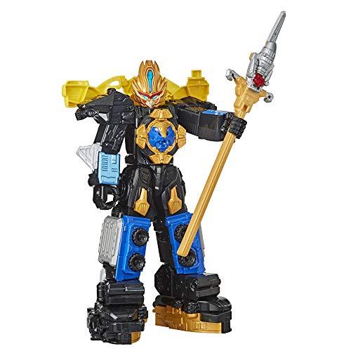 Power Rangers Beast Morphers Beast-X King Ultrazord 31,5 cm Actionfigur Spielzeug inspiriert von The Power Rangers TV Programm mit Zubehör