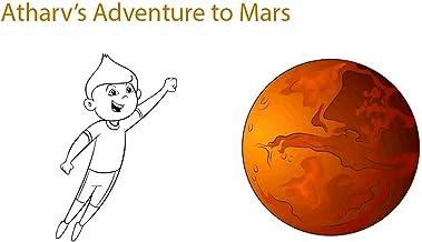 Atharv's Adventure to Mars