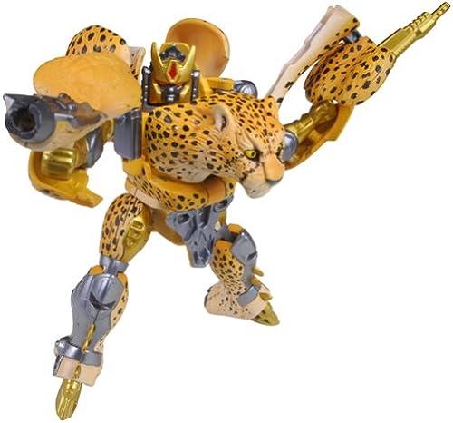 Todos los productos obtienen hasta un 34% de descuento. Transformers Takara Japanese Beast Wars 10th 10th 10th Anniversary Cheetor [Toy] (japan import)  autorización oficial