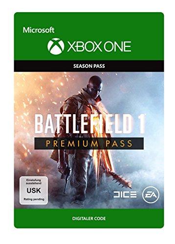 Preisvergleich Produktbild Battlefield 1: Premium Pass - Season Pass DLC[Xbox One - Download Code]