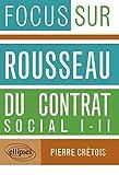 Rousseau Du Contrat Social I-II