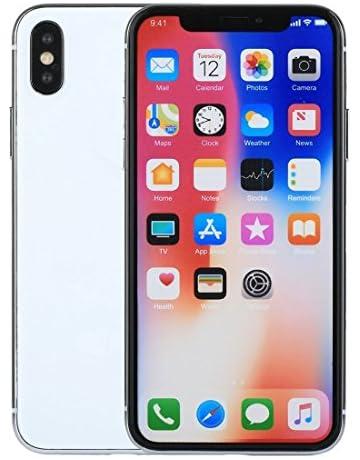 db8fddef65 【Amazon.co.jp 限定】MockupArt 『iPhone 模型』 X/シルバー