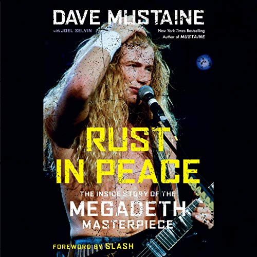 Page de couverture de Rust in Peace