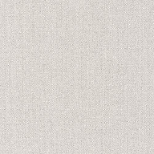 Vliestapete Tapete einfarbig Tapete uni 363784 36378-4 Livingwalls Hygge | Beige/Crème Grau | Rolle (10,05 x 0,53 m) = 5,33 m²