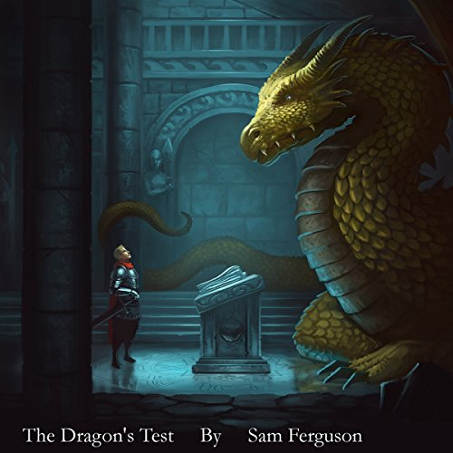 The Dragon's Test audiobook cover art