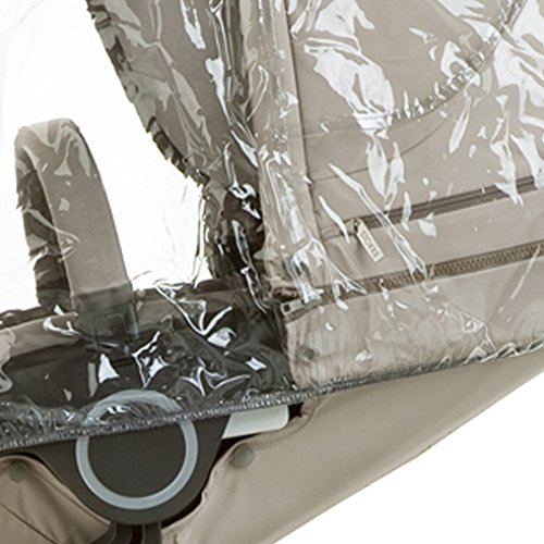 Stokke Stroller Regenschutz für Kinderwagen/Buggy (transparent, Stokke, Xplory Stroller)