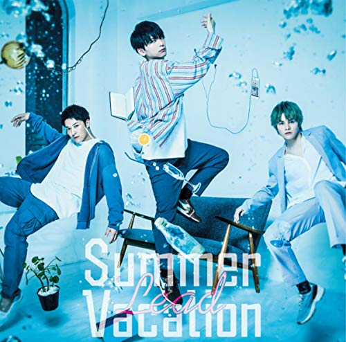 [Single]Summer Vacation – Lead[FLAC + MP3]