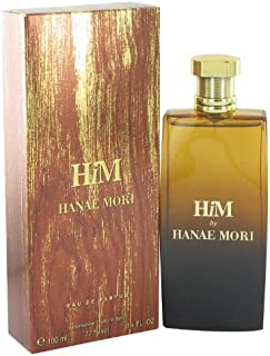 Háñáé Mórí Him by Háñáé Mórí for Men 3.4 oz Eau De Párfúm Spray